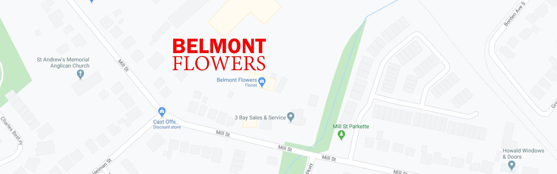 Belmont Flowers | About Us